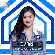 PBB8 Kaori Bring Back to Bahay