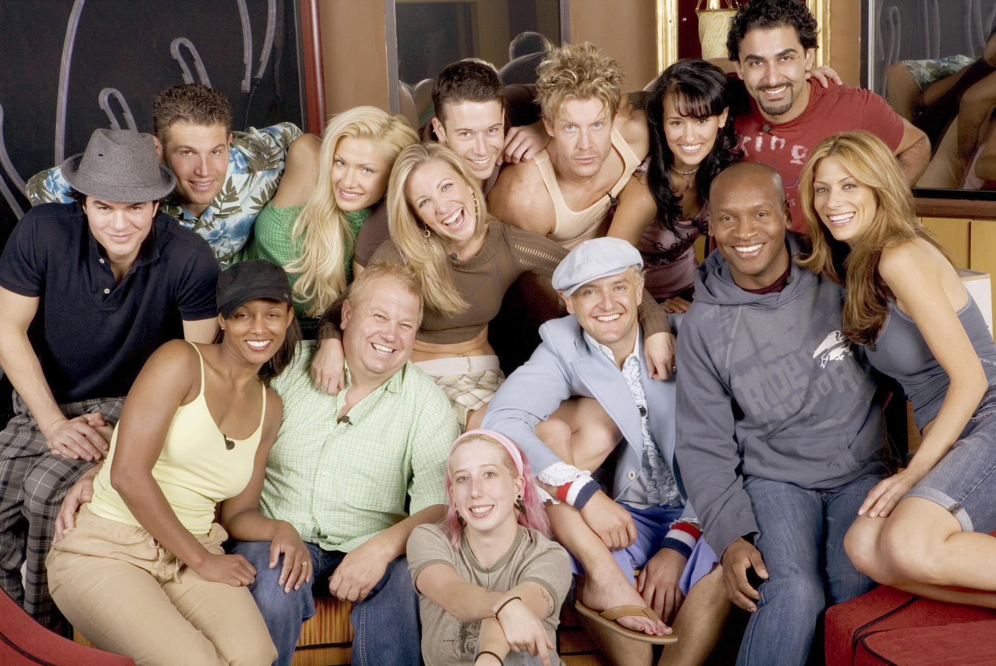 Image - Big Brother All Stars Cast jpg | Big Brother Wiki