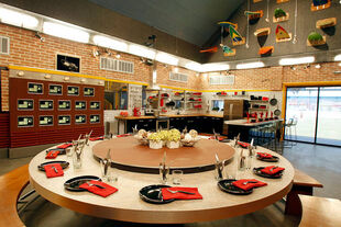 Big Brother 13 House (17)