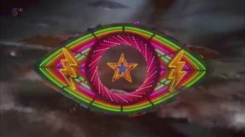 Celebrity Big Brother Eye of the Storm Intro