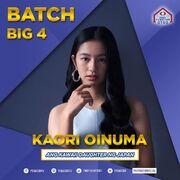 PBB8 Kaori Batch 1 Big 4 Finalist