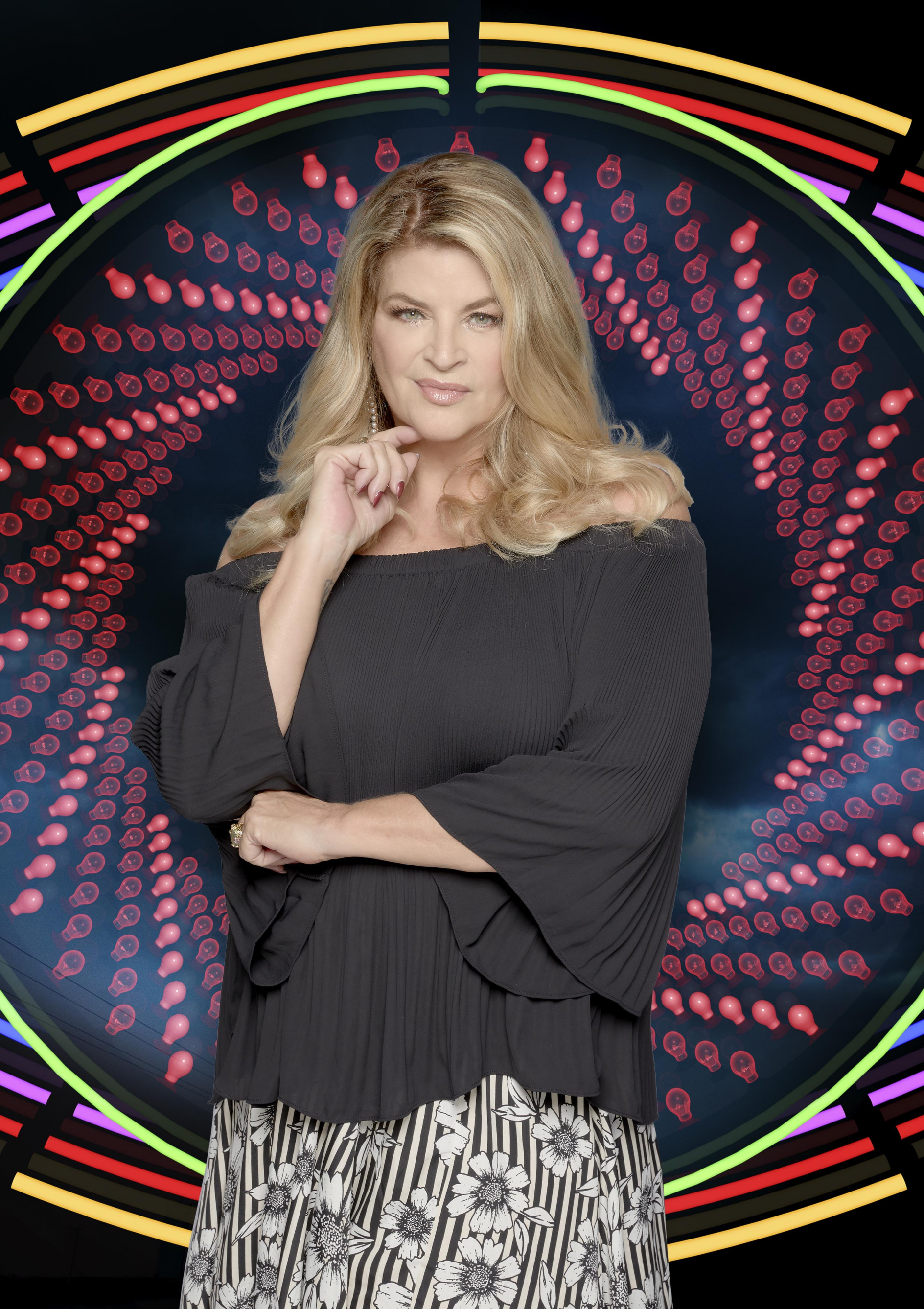 Kirstie Alley born January 12, 1951 (age 67)
