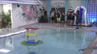 PBB8 Floating Domino Tower