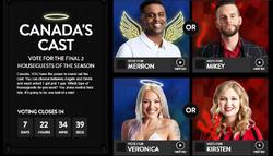 Canada Cast Vote