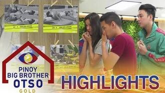 Adult Housemates, surprised upon seeing their violations PBB OTSO Gold