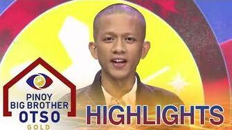 Meet Banjo - Funny Fighter ng Quezon City PBB OTSO Gold