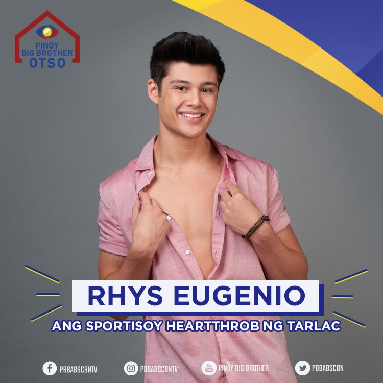 Rhys Eugenio | Big Brother Wiki | FANDOM powered by Wikia