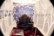 Luxury Diary Room