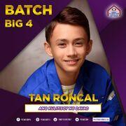 PBB8 Tan Batch 3 Big 4 Finalist