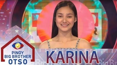 PBB OTSO Karina Bautista - Miss Independent of Isabela