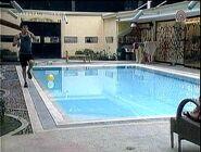 House A Pool Area