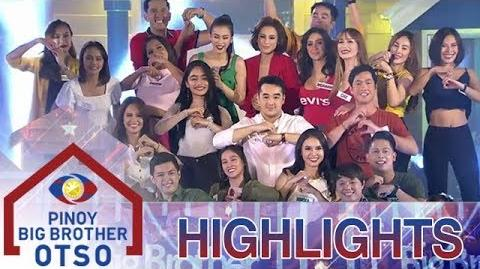 PBB OTSO Pinoy Big Brother OTSO opens with a grand production number