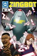 Zingbot Comic