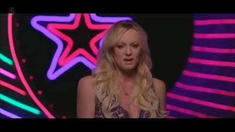 Stormy Daniels VT - Celebrity Big Brother 2018