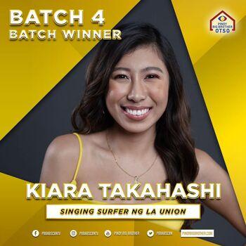 Batch 4 Winner