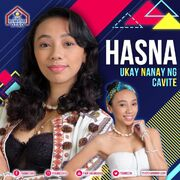 PBB8 Hasna Profile Card