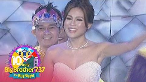 PBB 737- Toni Gonzaga opens the PBB 737 Big Night