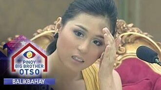 PBB Balikbahay Toni becomes a celebrity guest in the Big Brother House!