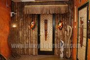 Door to Boys' Bedroom and Hallway