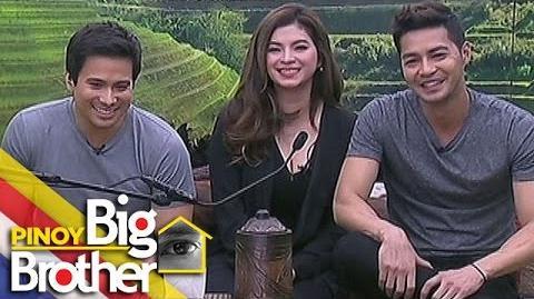 Pinoy Big Brother Season 7 Day 90 Kuya, binigyan ng task sina Angel, Sam at Zanjoe