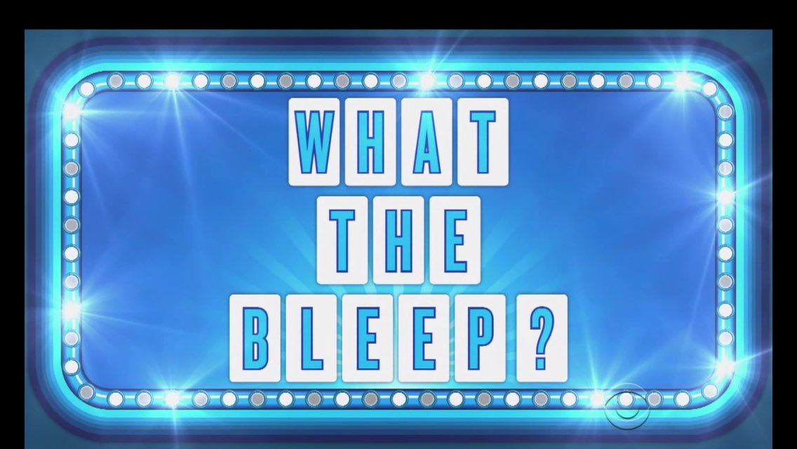 What the Bleep | Big Brother Discord ORG Wiki | FANDOM