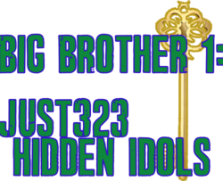 Big Brother 1- Just323