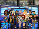 Total Drama Big Brother S3
