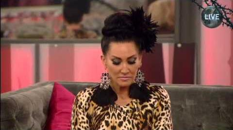 Day 31 Watch Michelle's fifth place exit from the CBB House