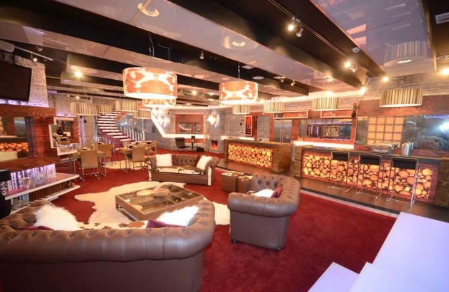 Big brother 9 house pictures