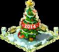 Christmas Tree 2014