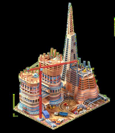 BabylonHotelComplex Construction