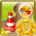 Road Brigadier Achievement Icon Gold I