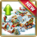 Main Winter Construction Project Achievement Icon