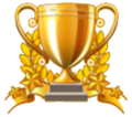 One Time Achievement Award
