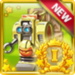 Iron Businessman Achievement Icon Gold I
