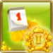 Business Shark Achievement Icon Gold I