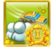 On Baedeker's Trail Achievement Icon Gold I