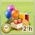 Corporate Party Bonus Icon
