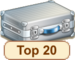 Competition Top 20 Silver Case