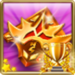 Warrior of the Galaxy Achievement Icon