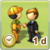 Sharing Experience Bonus Icon