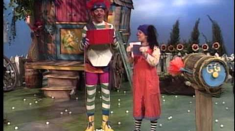 "The Big Comfy Couch - Season 1 Ep 11 - ""Ping Pong Polka"""