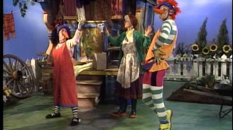 "The Big Comfy Couch - Season 1 Ep 4 - ""Knit One Twirl Too"""
