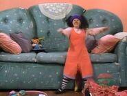 Boomerang Molly Waving Hello