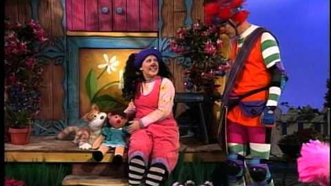 "The Big Comfy Couch - Season 2 Ep 2- ""Dizzy Dizzy and Me"""