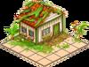 Tropisches Wohnhaus 1