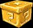 Surprise box gold big