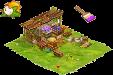 Free range specious barn