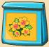 Gelber Hibiskus-Saat-icon