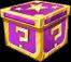 Surprise box purple big